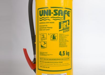Uni Safe Plus Jet Brandschutz